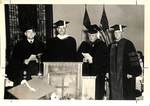 Inauguration of Dr. Paul P. Petticord as President of the Seminary by George Fox University Archives