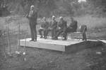 WES Groundbreaking by George Fox University Archives
