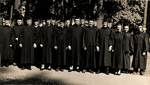 Graduating Class 1952 by George Fox University Archives
