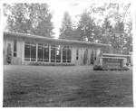 Western Evangelical Seminary Building by George Fox University Archives
