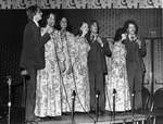 Choral Group by George Fox University Archives