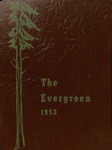 """The Evergreen"" Yearbook 1952"