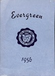 """The Evergreen"" Yearbook 1956"