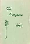 """The Evergreen"" Yearbook 1957"
