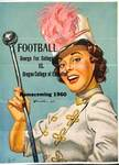 Football Program, Homecoming 1960 Part 1 by George Fox University Archives