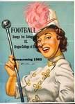 Football Program, Homecoming 1960 Part 1