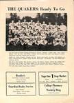 Football Program, undated, part 1 by George Fox University Archives
