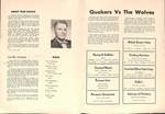 Football Program, undated, part 2 by George Fox University Archives