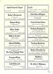 Football Program Homecoming 1959, Part 3