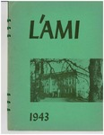1943  L'Ami Yearbook