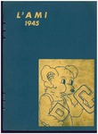 1945 L'Ami Yearbook
