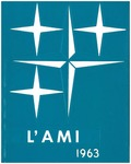 1963 L'Ami Yearbook