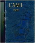 1952 L'Ami Yearbook