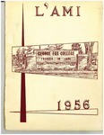 1956 L'Ami Yearbook