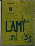 1955 L'Ami Yearbook