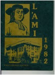 1982 L'Ami Yearbook